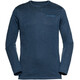 VAUDE Sveit LS T-Shirt Men fjord blue